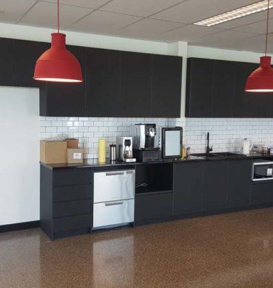 Staff kitchens